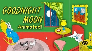 Goodnight Moon - Animated Children's Book