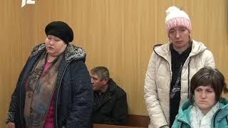 Судебный процесс по делу о ДТП, произошедшем 25 октября 2019 года