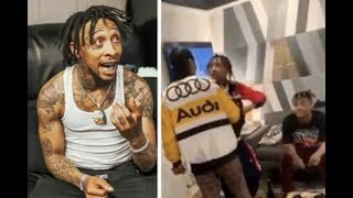 Juice Wrld & Ski Mask Argue About Who Put Shordie Shordie On