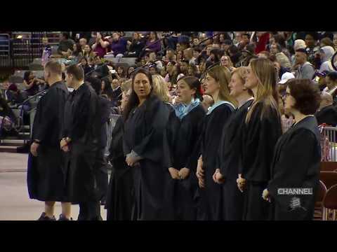 West Anchorage High School - 2018 Graduation
