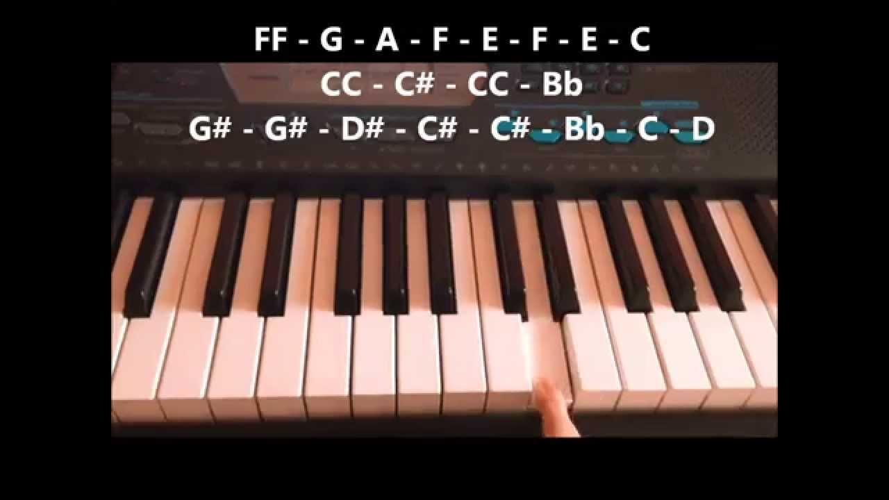 Sayo silent sanctuary piano tutorial youtube hexwebz Images