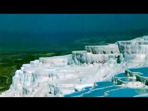 Natural wonders - Pamukkale (Turkey)