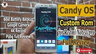 Custom Rom Mcaosp Redmi Note 5 Pro