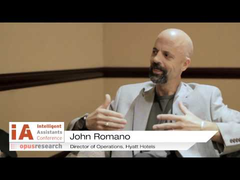 John Romano, Director of Operations, Hyatt Hotel