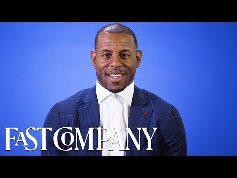 Golden State Warriors Andre Iguodala on Tech Investing and Entrepreneurship | Fast Company