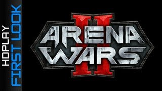 Arena Wars 2 - Gameplay PC | HD