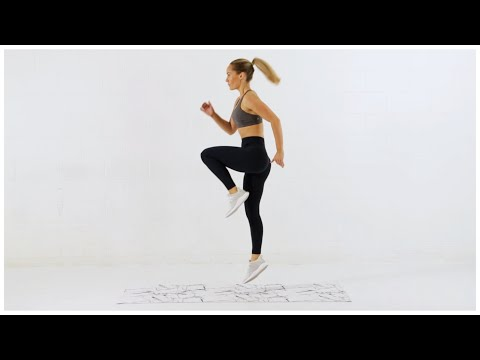 Week 11 Day 4 //Full Body HIIT with Weights //PLUS Ab Finisher!