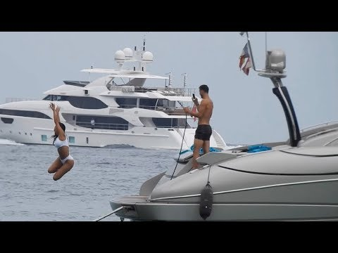 EXCLUSIVE - Nicole Scherzinger and boyfriend Grigor Dimitrov in Saint Tropez - Part 2