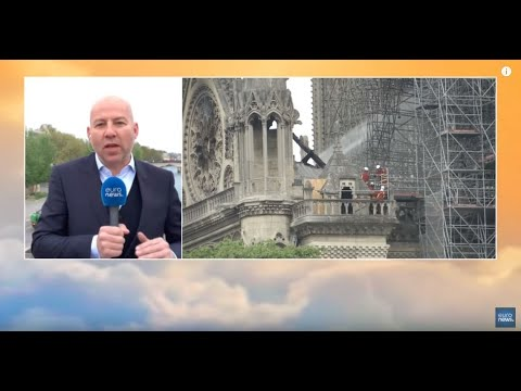 How bad is the damage to the Notre Dame cathedral?   GME