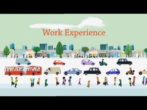 Work Experience from Modern Toss