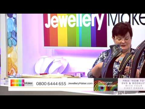 How to make Polymer Jewellery - Jewellery Maker - DI LIVE - 20/07/14