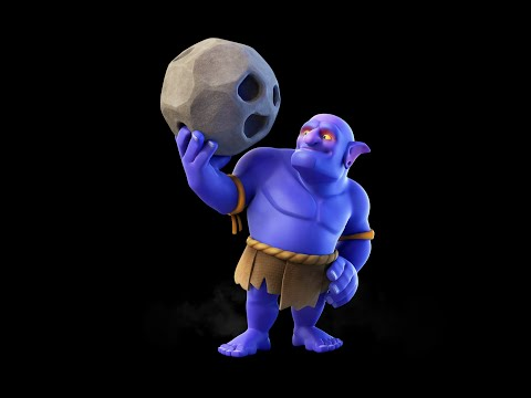 Clash of Clans New Troop the Bowler in War?