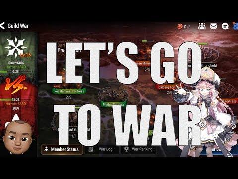Guild War Time - Sez Finally Crits! Epic Seven להורדה