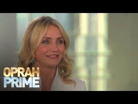 First Look: Cameron Diaz on Giving Yourself Permission to Age Gracefully | Oprah Prime | OWN