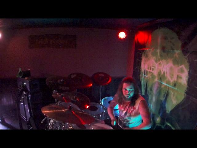 Axxelerator Drumcam   Immortality Live 18.03.17
