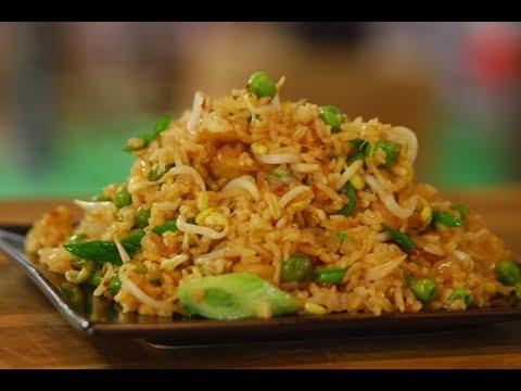 Brown Fried Rice   Cooksmart   Sanjeev Kapoor Khazana