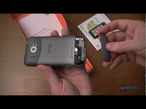 HTC Titan II Unboxing