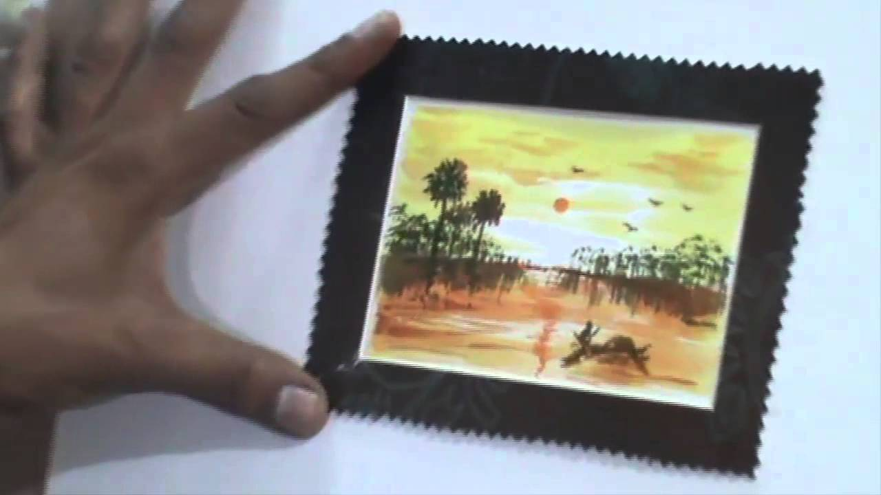 Greeting cards with watercolor painting at home youtube greeting cards with watercolor painting at home m4hsunfo