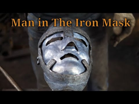 Making the Man in The Iron Mask's Mask
