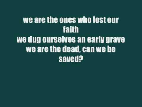 Thrice - All that's left |lyrics|