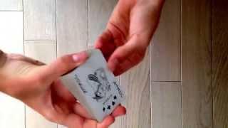 Фокусник Каспер - Как правильно тасовать карты (Обучение)