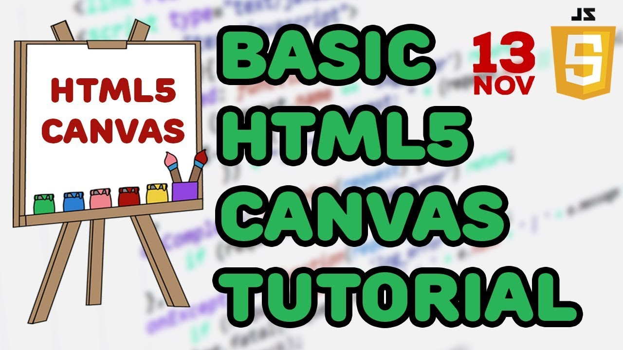 Line Drawing In Html : Drawing basic rectangle with html5 canvas and javascript youtube