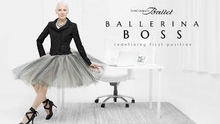 Ballerina Boss -  Cincinnati Ballet's Victoria Morgan