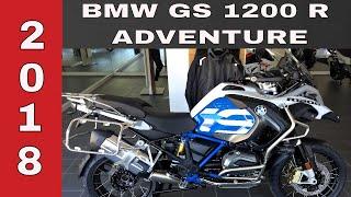 BMW GS 1200 ADVENTURE 2018 - RALLY