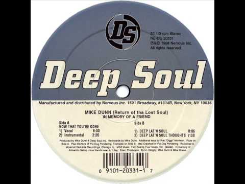 LATIN HOUSE - MIKE DUNN - RETURN OF THE LOST SOUL