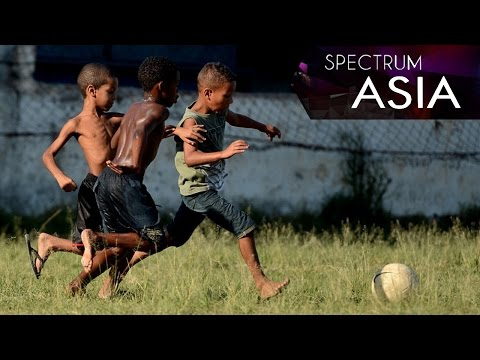 Spectrum Asia - Football Dreams 01/24/2016 | CCTV