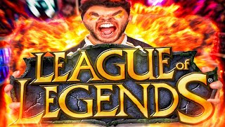GREFG JUEGA LEAGUE OF LEGENDS *LA PARTIDA MÁS ÉPICA DE MI VIDA*