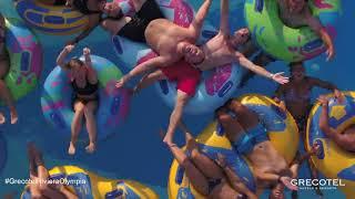 Olympia Aquapark at Riviera Olympia Mega Resort , Greece