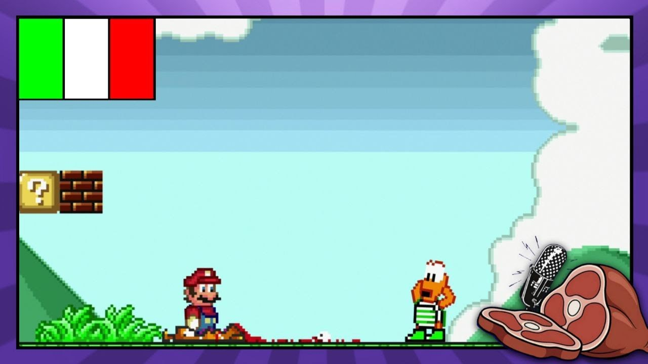 Mario è un MOSTRO - Dorkly ITA - FRB