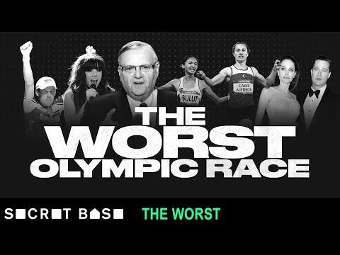 The Worst Olympic Race: London 2012