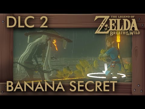 What Happens When Maz Koshia Sees Mighty Bananas in Zelda Breath of the Wild?