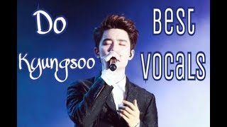 Do Kyungsoo - Best Vocals Part. 1