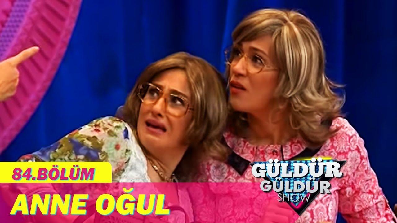 Güldür Güldür Show 84 Bölüm Anne Oğul Skeci Youtube