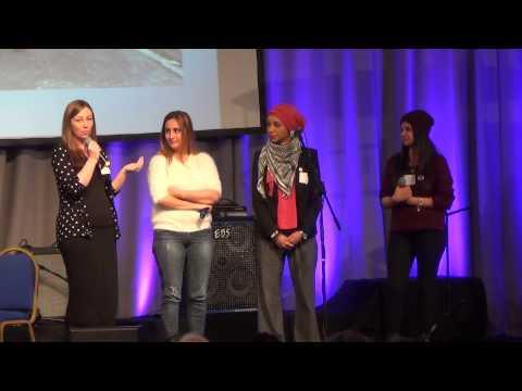 The Glasgow Girls @ Sanctuary Summit 2014
