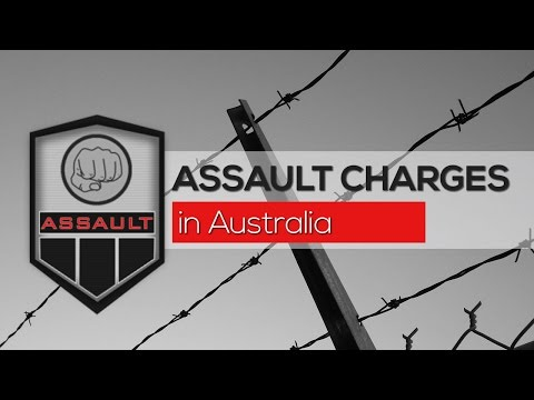 Assault Charges In Australia