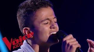 Vianney - Je m'en vais | Nassim | The Voice Kids France 2018 | Blind Audition