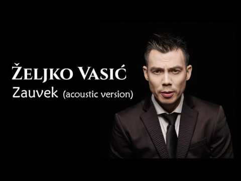 Željko Vasić - Zauvek (acoustic version) - (Audio 2016)