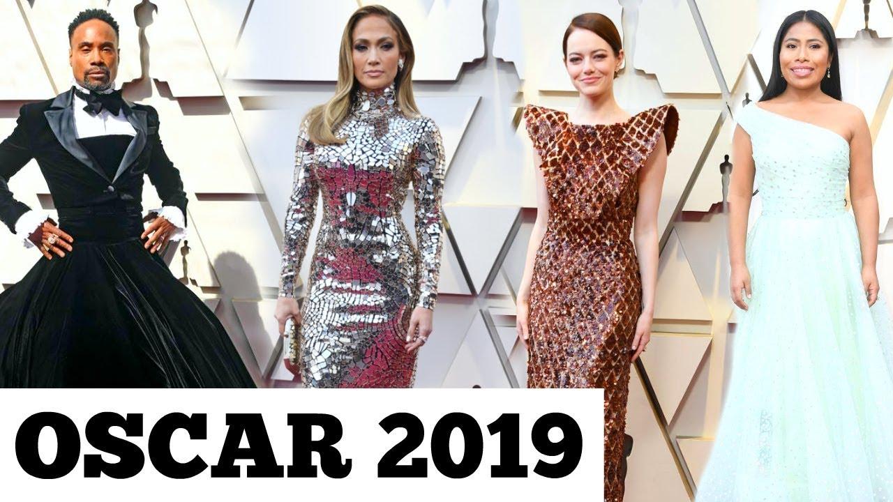 9b9c3d5e9 Alfombra Roja Oscar 2019 Los mejores y peores Vestidos - YouTube