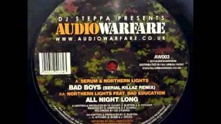 Northern Lights - Bad Boys Feat. Serum (Serial Killaz Remix)