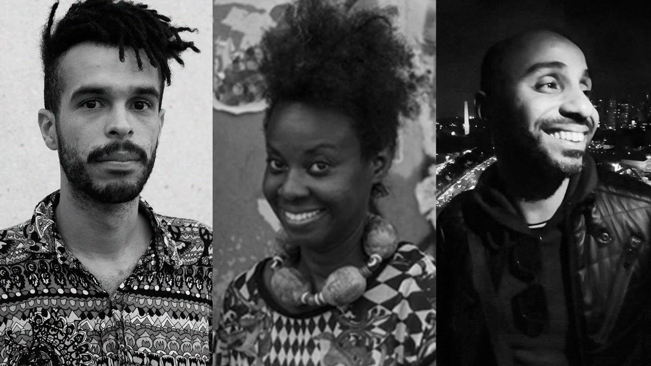 LIVE 23/07: Hélio Menezes, Fabiana Lopes e Igor Simões debateram curadoria negra e arte brasileira