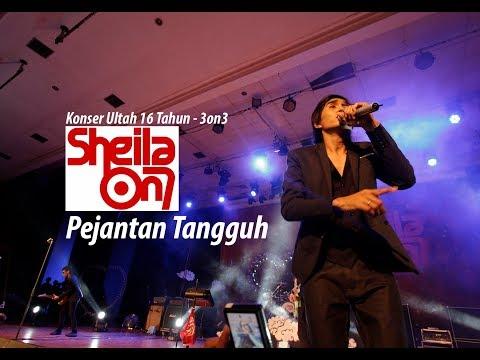 [LIVE-3on3] Konser Sheila On 7 - Pejantan Tangguh - Konser 3on3 2012