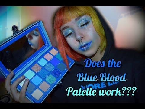 Blue Blood Makeup Tutorial (Does it Really Work???) thumbnail
