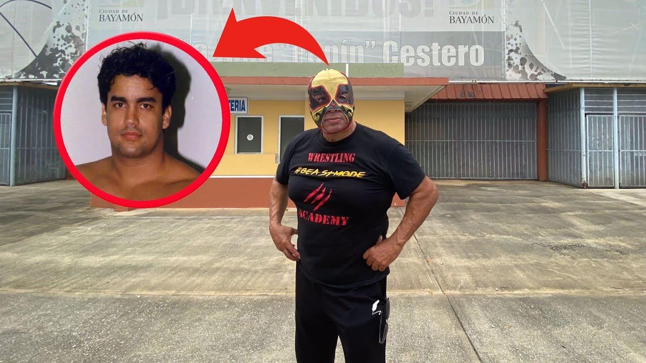 """El Profe: """"En la Pepin Cestero yo debuté a un joven Ray González"""""""