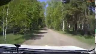 Дорога в Дискавери Боровое, поворот  на пансионат, Казахстан