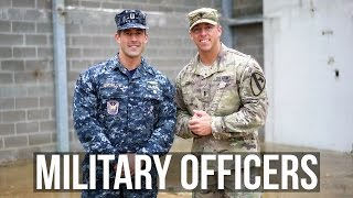 Military Officers: Army ROTC vs. Navy OCS thumbnail