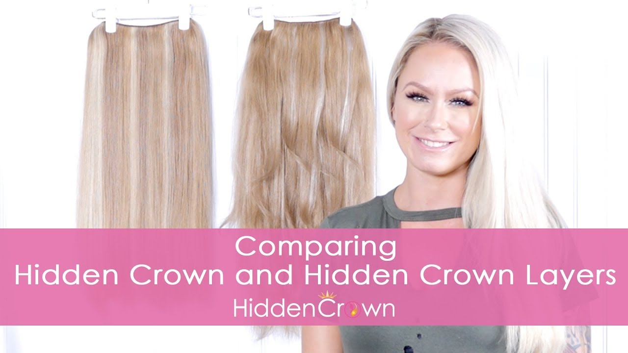 Comparing Hidden Crown To Hidden Crown Layers Hidden Crown Youtube